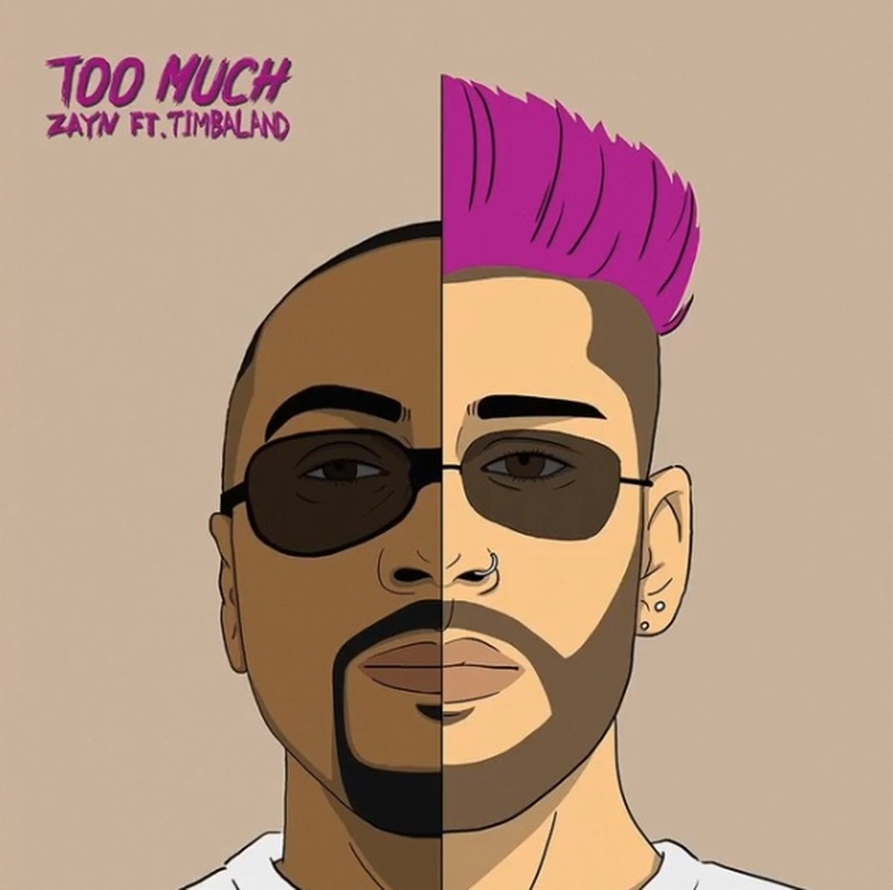 Zayn, ex-One Direction, lança 'Too Much', música em parceria com Timbaland