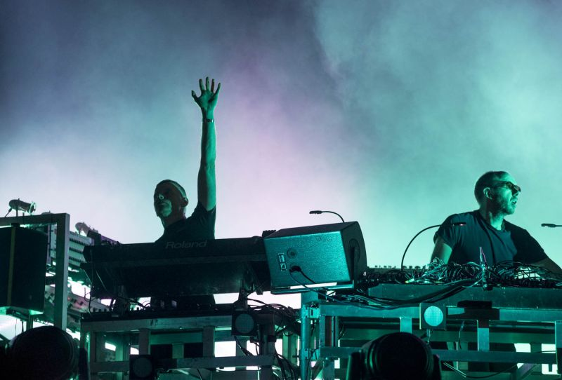 Chemical Brothers confirmados no NOS Alive 2019